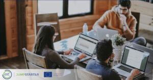 548 teams applied to EIT Jumpstarter in 2021